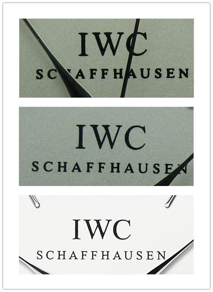 IWC replica relojes
