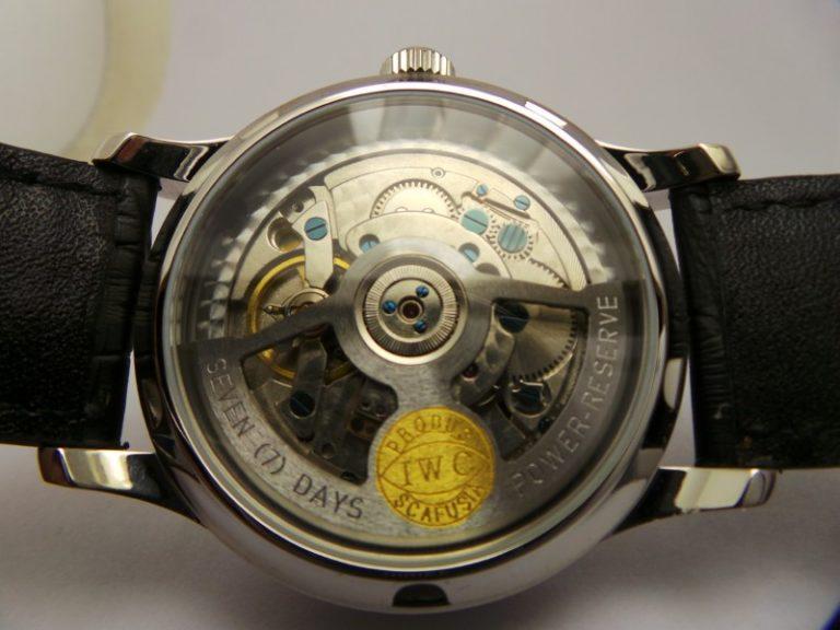 reloj imitacion IWC Portuguese