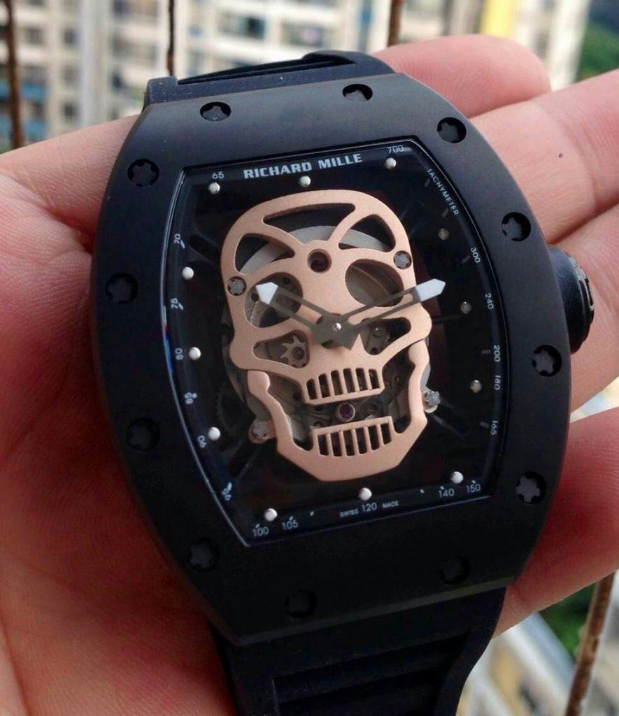 réplicas de relojes Richard Mille